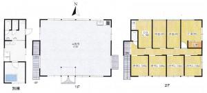 中台3580平面図Ⅱ