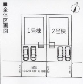 小倉台第7区画図