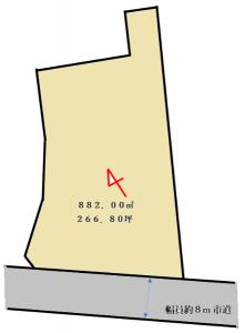 神門1500万区画図