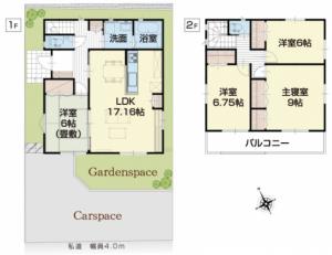 桜木3丁目2340万間取図png