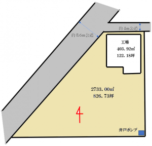 朝日区画図